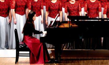 合唱団の伴奏実績