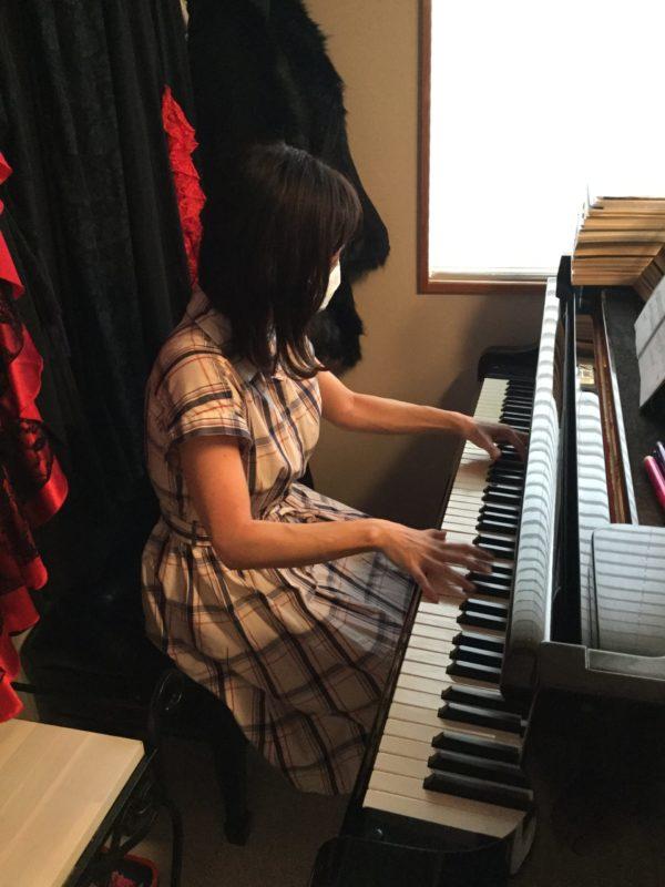 大人の方のピアノレッスン