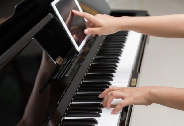 ピアノのオンラインレッスン