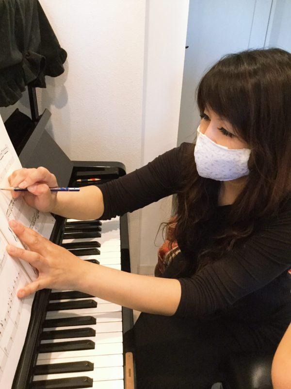 ピアノ出張レッスン